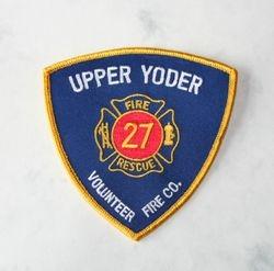 Upper Yoder Pa. fire