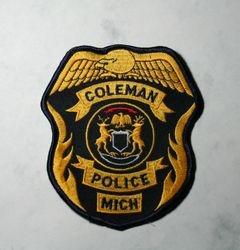 Coleman Mich