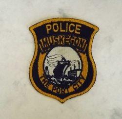 Muskegon Police, vintage