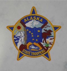 Alaska State Trooper (official patch)