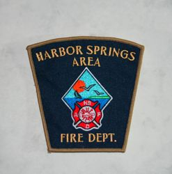Harbor Springs Michigan Fire