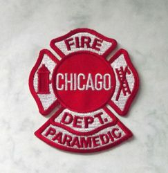 Chicago Fire Paramedic