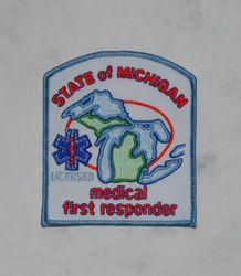 State of Michigan First Responder