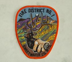 Sweetwater County Wy Fire Dist 1