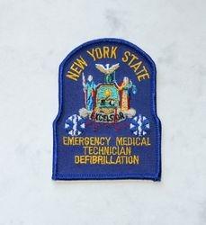 NY State EMT Defib