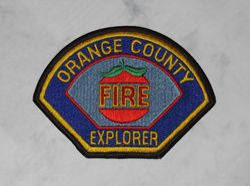 Orange County Cali. Fire Explorer