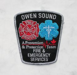 Owen Sound Fire EMS