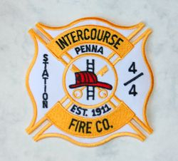 Intercourse Fire, Pennsylvania