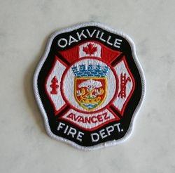 Oakville Fire, Canada