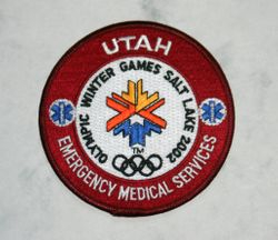 Olympic patch, Utah