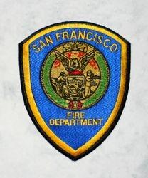 San Francisco Ca. Fire