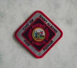 St Albans Fire WV