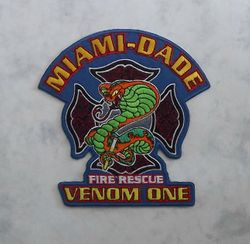 Miami-Dade Fire Rescue, Venom One