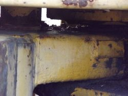 1978 CAT 980B Cargodora Rueda S/N: 89P7173