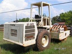 1984 Tampo RP58PD pad / sheep foot Compactador-$16,000.