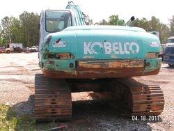 (2) Kobelco SK200 Excavadoras