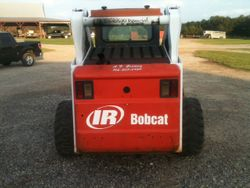 2002 Bobcat 883 hrs: 3700, Enclosed cab,heat, AC ATL. GA. -  $12,500.