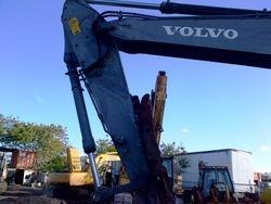 2004 Volvo EC240 Excavadora