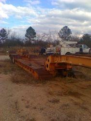 50 ton TrailKing Lowboy, ATL. GA.- $24,950.