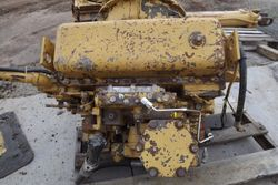 CAT 963 LGP loader parting out,
