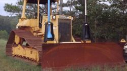 1987 CAT D5H LGP Dozer $38,500.