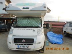 2012 McLouis Tandy 642 RV 24' Caravan 35,000km's $60,000. FOB COL.