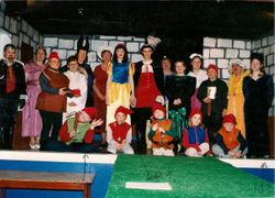 Snow White & the seven dwarfs