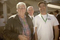 Phil, Dennis Lamare, and John Coolidge