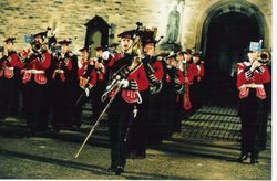 Lowland Band of the Scottish Division