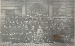 Edinburgh and Leith Postal Band