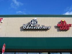 FS Chocolate sign