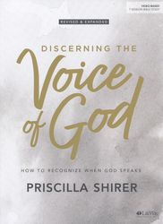 Discerning the Voice of God by Priscilla Shirer
