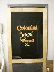 Colomial Bread