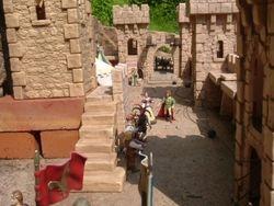 Castle Close up 3