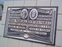 PAMIAS Rosa