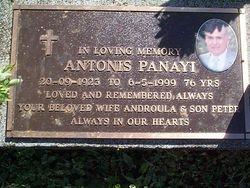 PANAYI Antonis