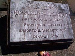 PAPPALARDO Rosario
