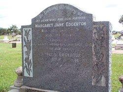 EDGERTON Margaret Jane