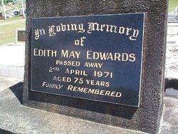 EDWARDS Edith May
