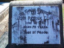 EGAN John Patrick
