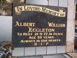 EGGLETON Albert William
