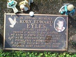 EYLES Rory Edward