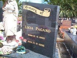 PAGANO Lucia