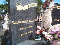 PAGANO Salvatore