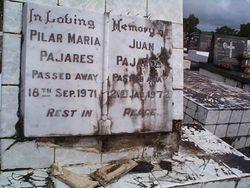 PAJARES Pilar Maria