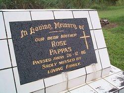 PAPPAS Rose