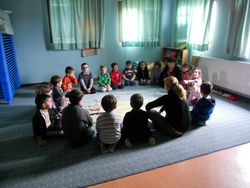 Group's role games