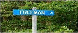 Freeman Lane