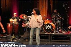 "backing 90's R&B group ""Brownstone"" singer Nicci Gilbert"