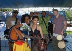 Stico Vondrake, PrimMeridean, Myself, Tkumah, Koku Gonza @ Chicago soul fest